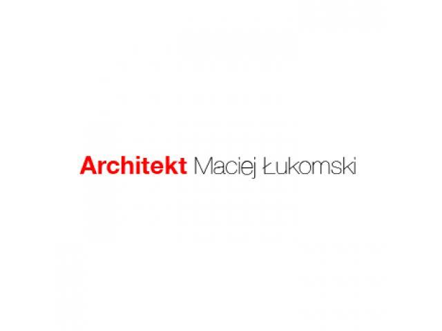 Biuro projektowe Poznań - Architekt Maciej Łukomski