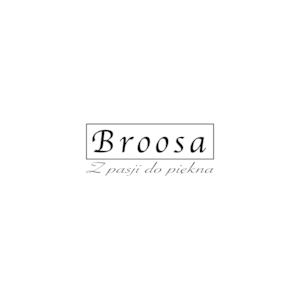 Biustonosz bez ramiączek - Broosa