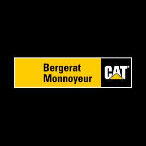 Koparko Ładowarki CAT - Bergerat Monnoyeur
