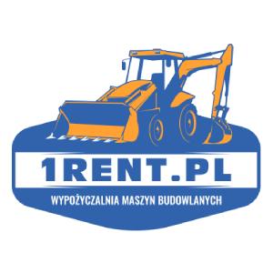 Wynajem ładowarek teleskopowych Poznań - 1Rent